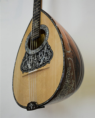 4 strings bouzouki